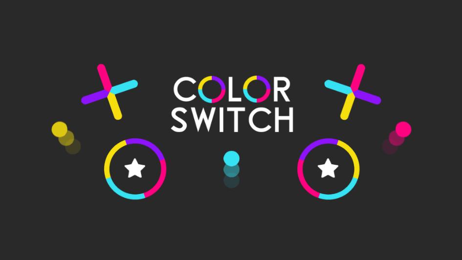 Explore The World Game : Color Switch : Addictive game. !! boom boom