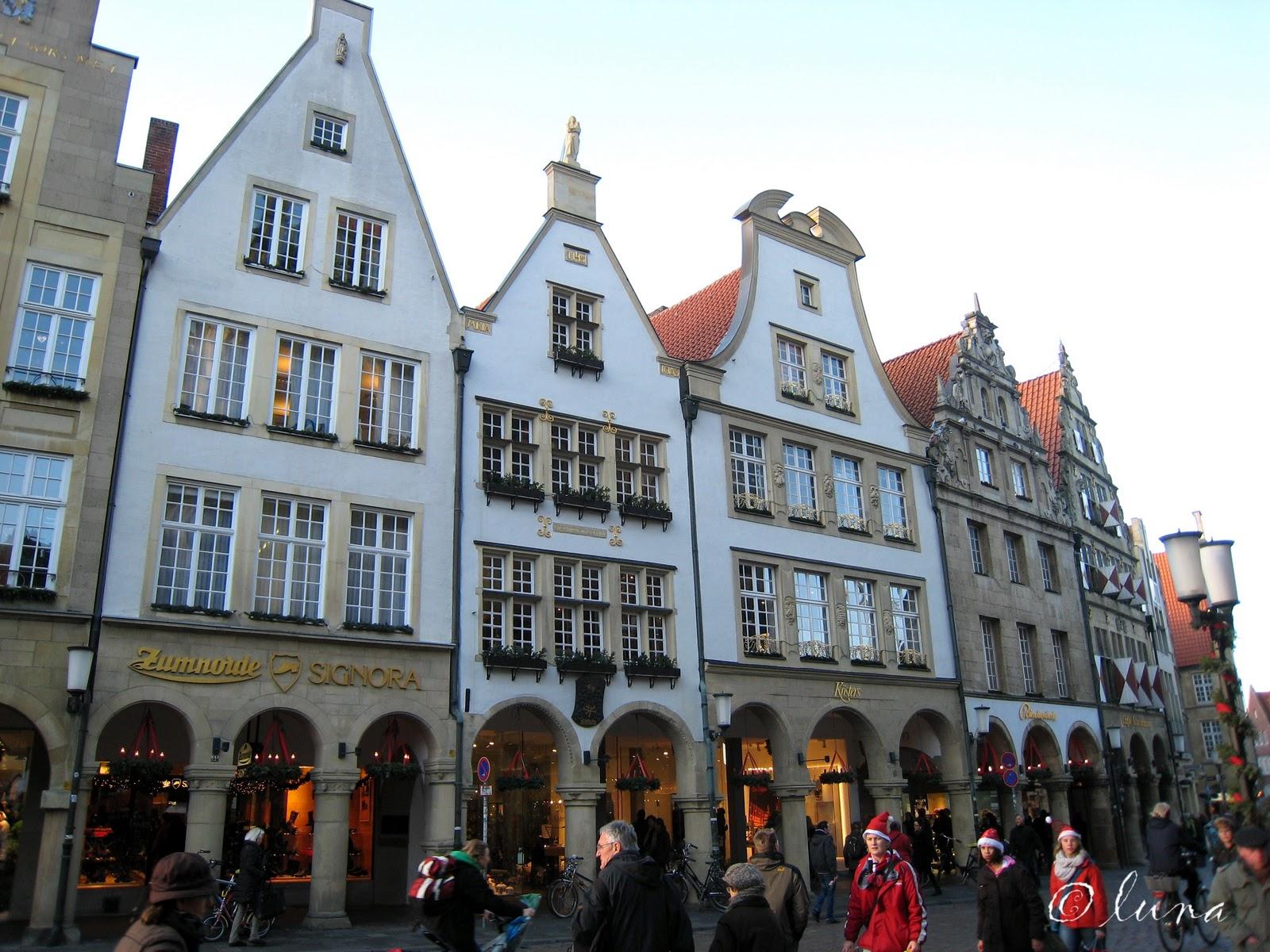 オランダ 田舎暮らし: ドイツのクリスマスマーケット 街並み編 オラン...  ドイツのクリスマ