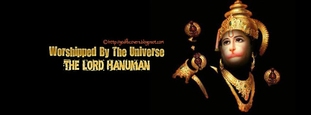 The Lord Hanuman FB Cover