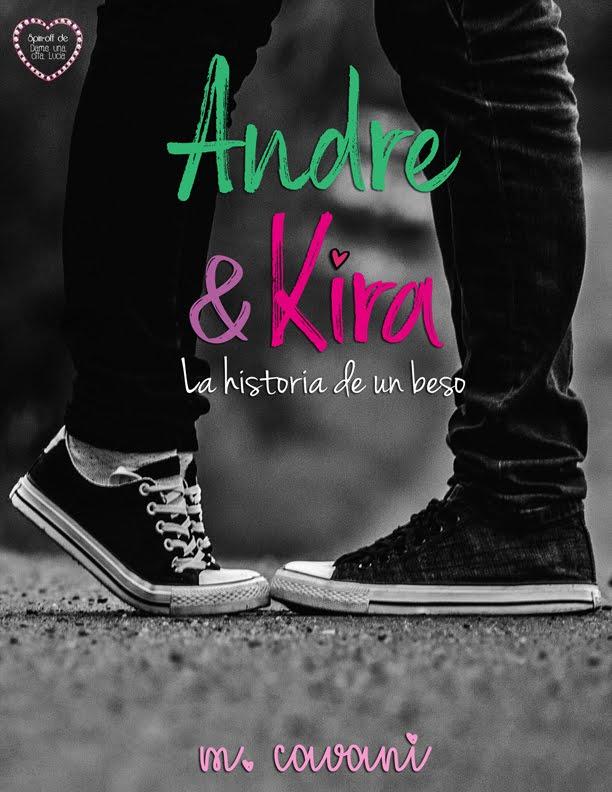 Ahora en Amazon: Andre y Kira, la historia de un beso