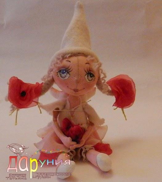 Куколка Маковка