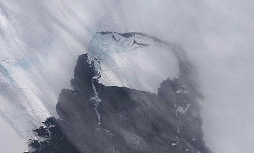 nasa iceberg b31