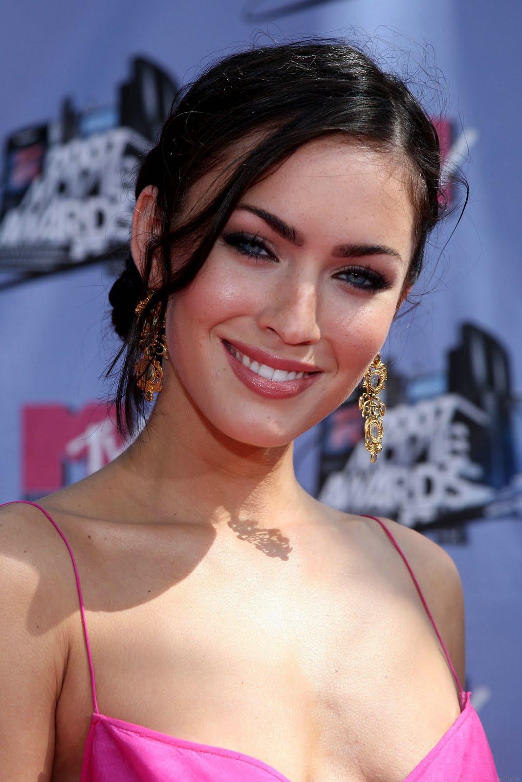 Hot Actress Megan