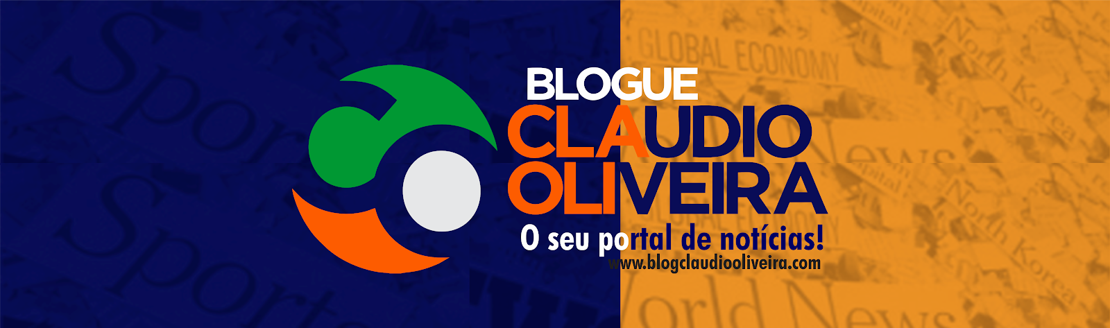 Blogue Claudio Oliveira