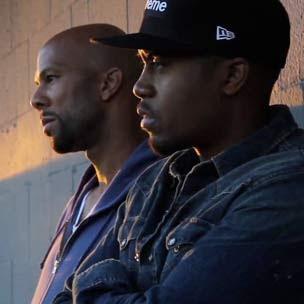Common ft Nas+Ghetto Dreams