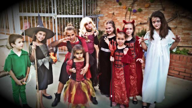 Fiesta de Halloween en Sevilla