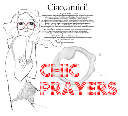 Chic Prayers