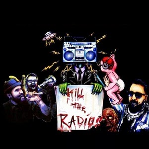 8 Kalacas - Kill The Radio (2014)