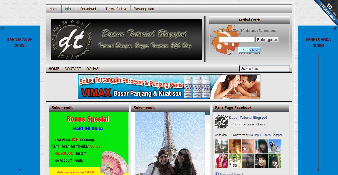 Banner Blog 160x600