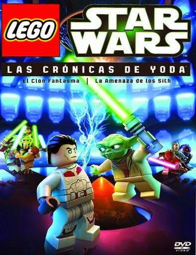 Ver película Lego Star Wars: Las crónicas de Yoda – La amenaza de los Sith (2013) online