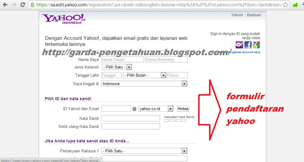 Daftar Facebook Baru Fb Dengan Email Dan Gmail Indonesia