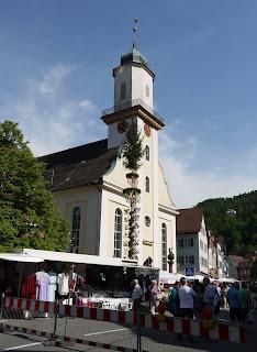 Maimarkt in Neuenbürg