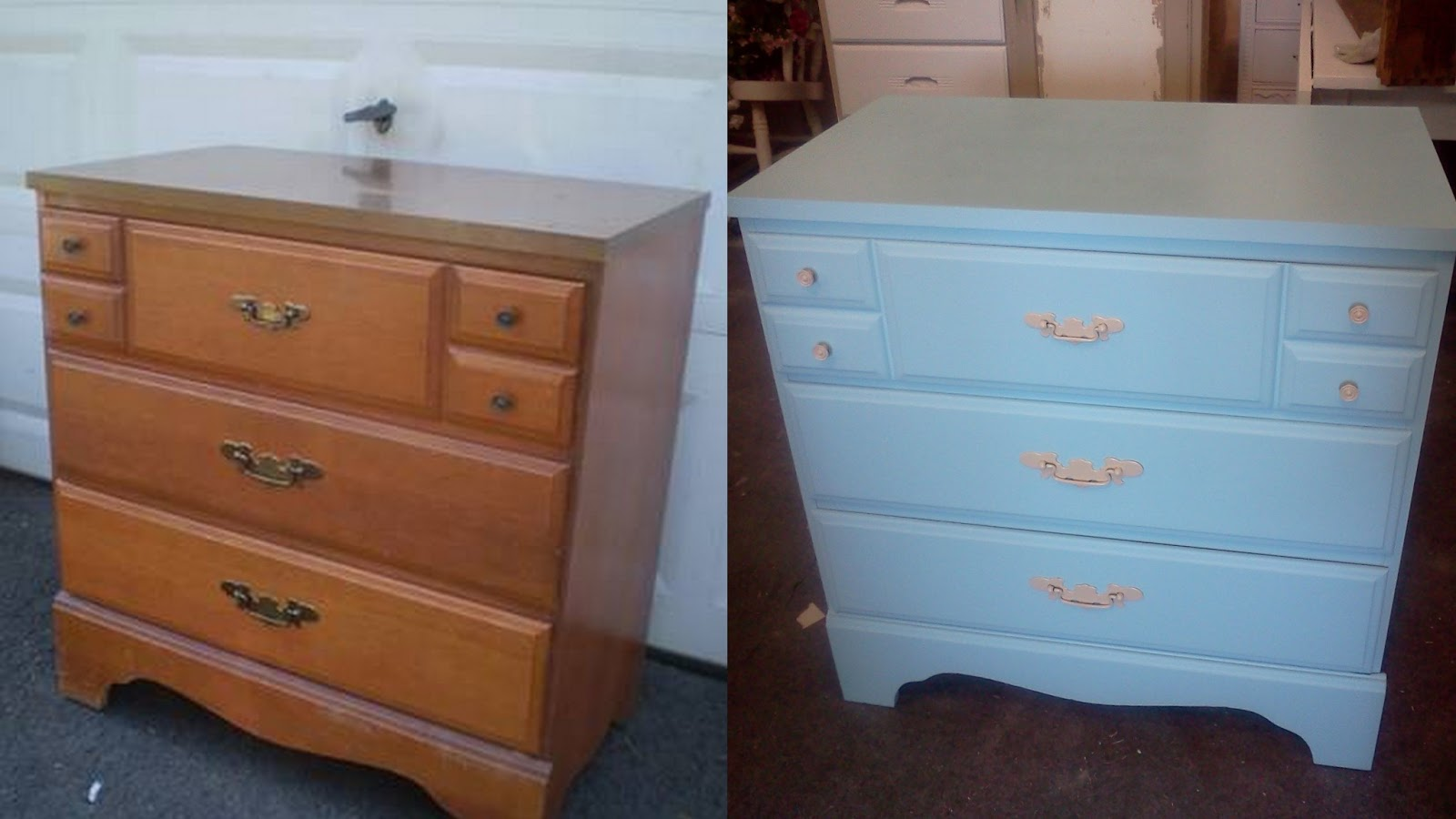 handpainted furniture shabby chic vintage painted