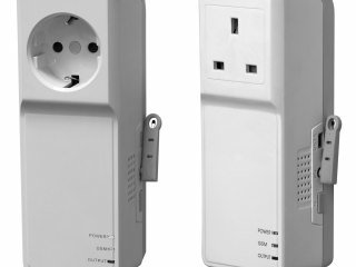 GSM Remote Power Socket