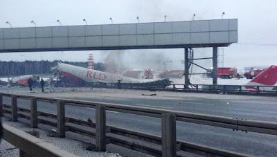 accidente de avión en rusia diciembre 2012