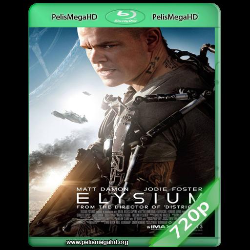 ELYSIUM (2013) WEB-DL 720P HD MKV INGLÉS SUBTITULADO