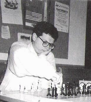 El ajedrecista del Club Ajedrez Tarragona Xavier Gutiérrez