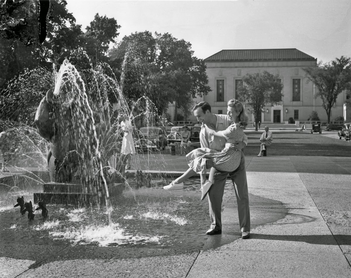History in Photos: University of Michigan - photo#24