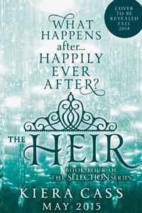 The Heir Kiera Cass