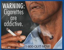 campaña anti tabaco cajetillas de cigarros