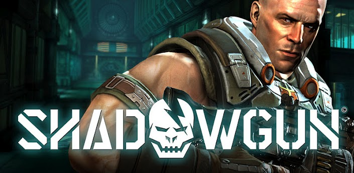 Android ICS Game: SHADOWGUN
