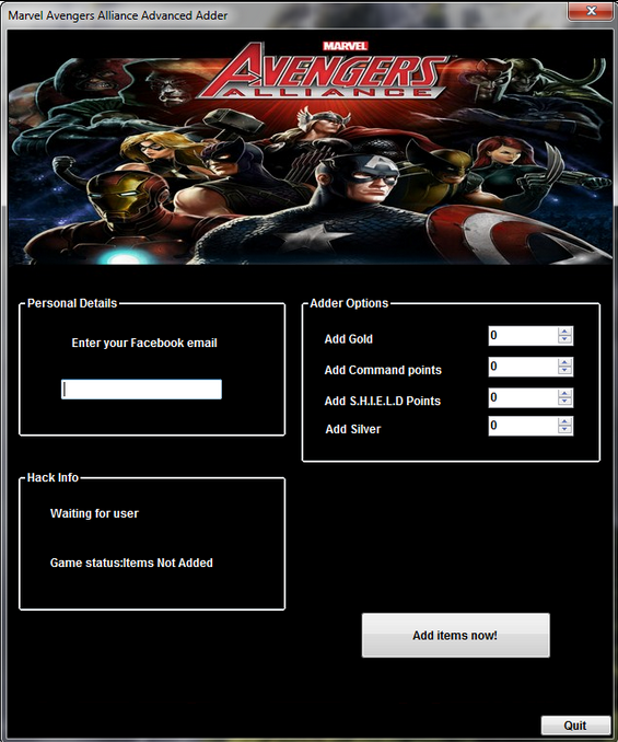 Marvel Avengers Alliance Hack cheat tool free download no survey