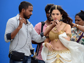 Baahubali Movie Working Stills Gallery