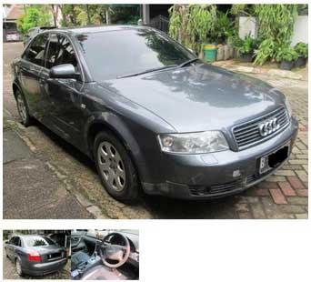 Mobil Bekas Jakarta : Audi A4 B6 2.0 Built UP