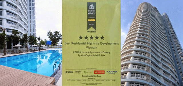 Azura wins Asia Pacific Property Award