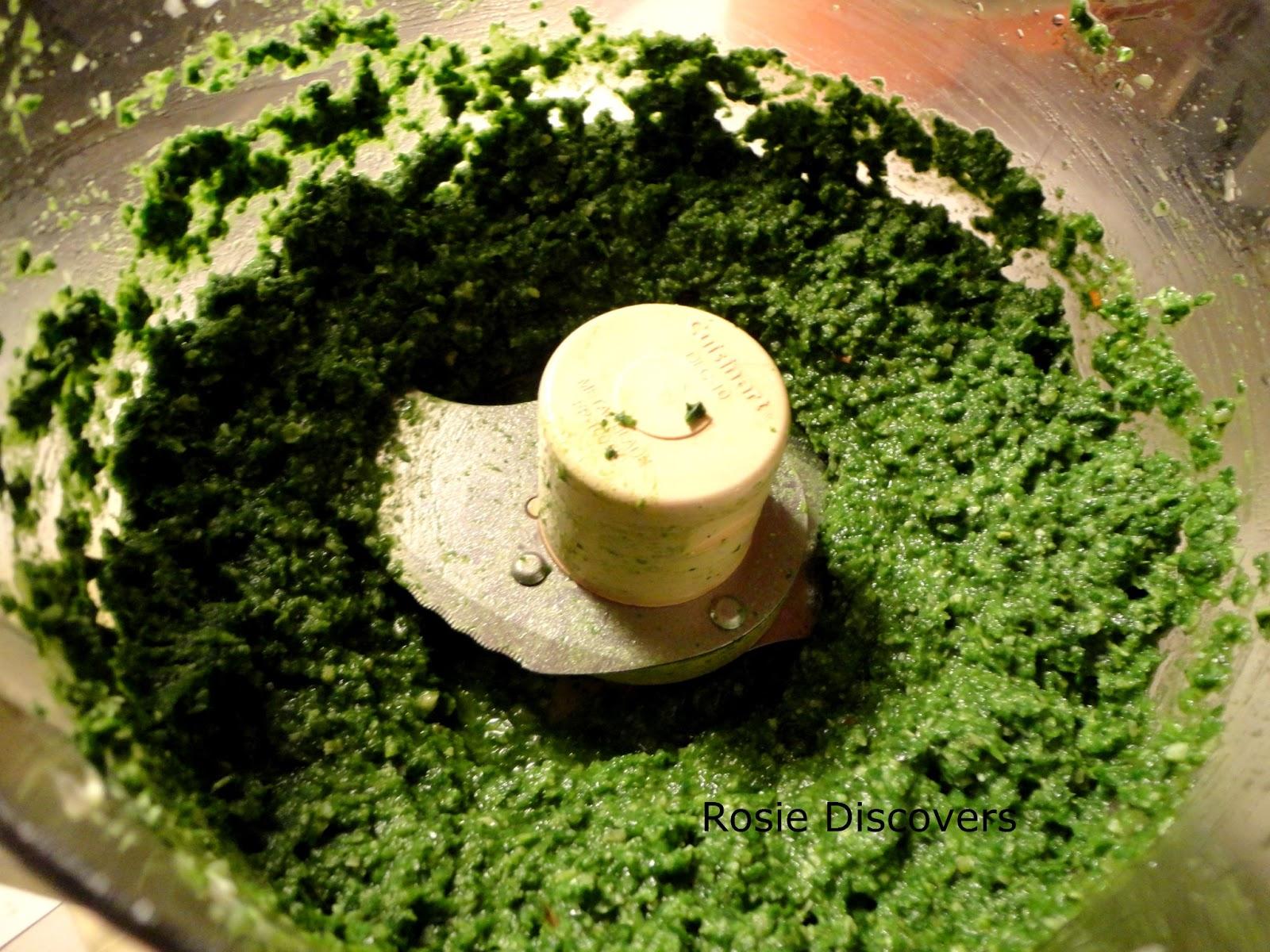 True Food Kale Pesto Recipe
