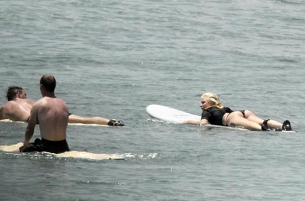 Lady GaGa - Bikini