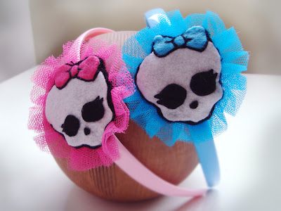 Diademas Monster High   Aprender Manualidades Es Facilisimo