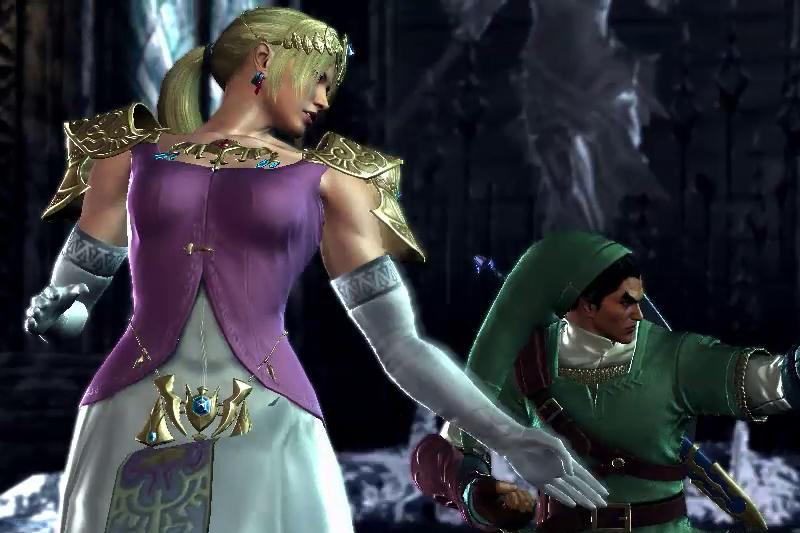 Zelda Costumes Kazuya Mishima