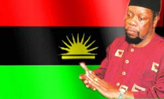 Late Chukwuemeka Odumegwu Ojukwu (Igbo Leader)