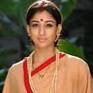 Nayanthara in Saree from Sri Rama Rajyam Pics