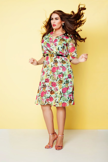 print clothes for curvy figure