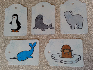 fresh crafts blog: Avery Elle polar pals tag