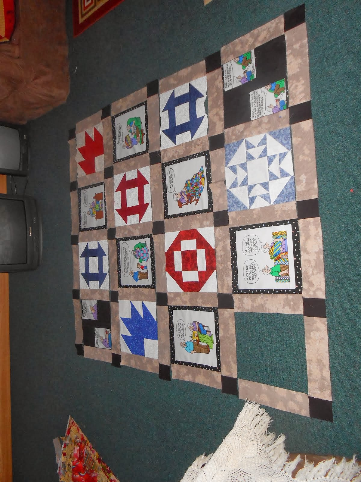 Quilts, Quilts and more Quilts.