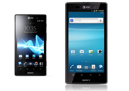 Sony Xperia Ion : Specs & Features