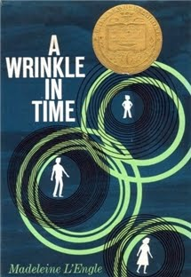 A Wrinkle in Time original cover