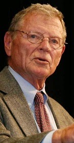 James Inhofe victory speech in Oklahoma City 14-11-04.