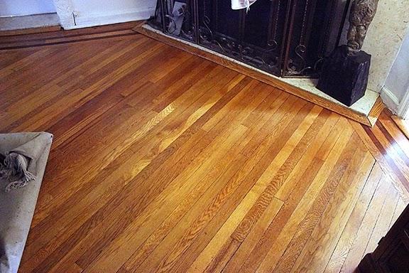 Wood Floor Refinishing, NY