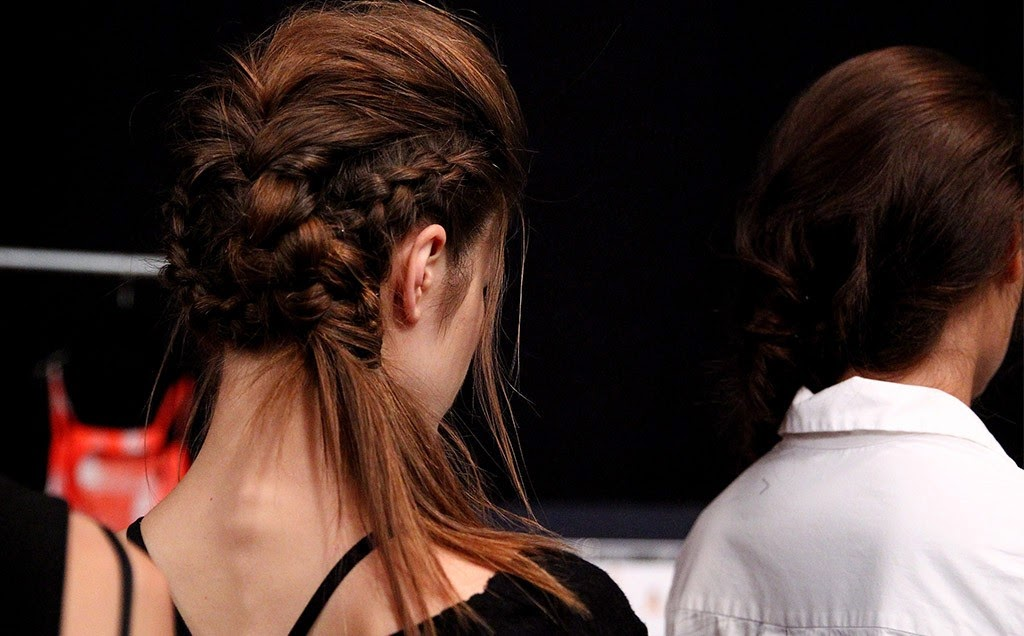 Learn how to make hairstyle