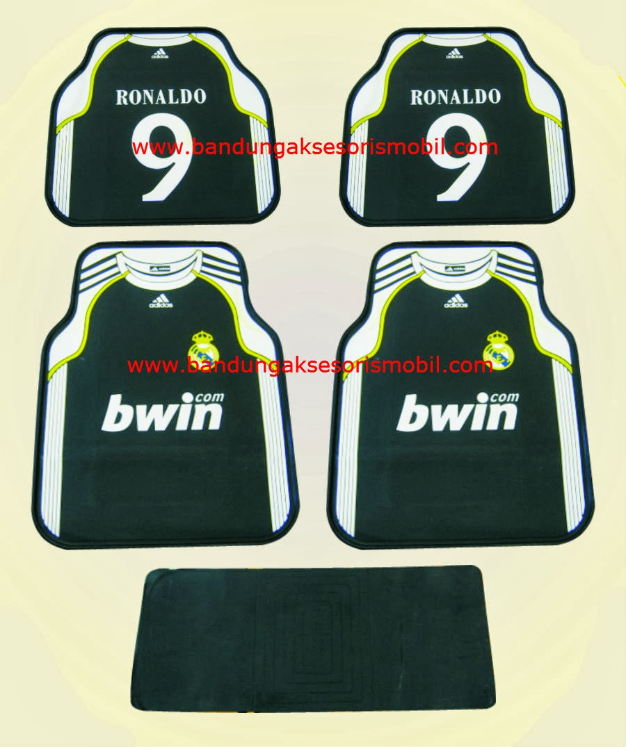 Karpet Real Madrid Ronaldo