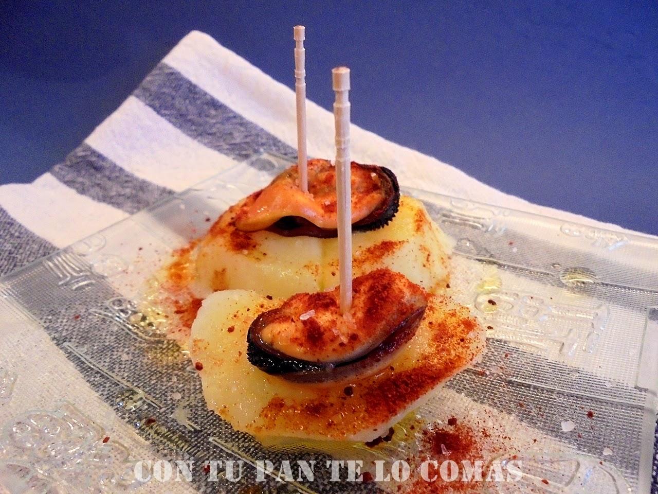 recetas de pinchos gallegos