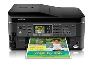 Download EPSON WorkForce 545 Driver
