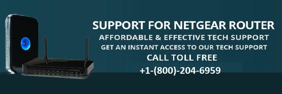 Netgear Router Support Number 1-800-204-6959, Tech Help