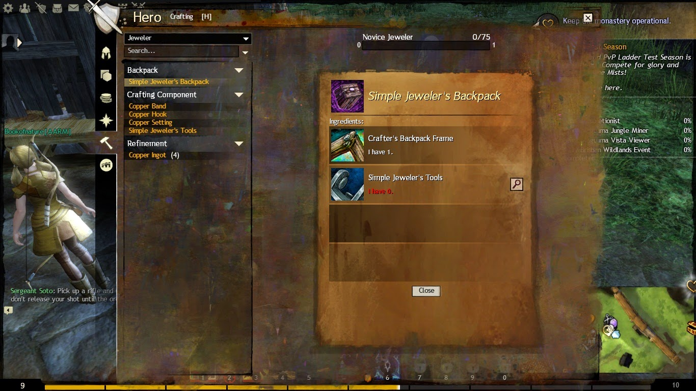 guild wars 2 crafting