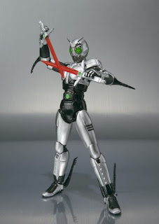 Bandai SH Figurarts Kamen Rider Black Shadow Moon Renewal Version Figure