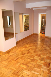 Sandless Hardwood Floor Refinishing After
